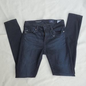 NWOT AG The legging ankle jeans 24,R one issue